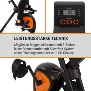 XBK700 Pro X-Bike Ergometer