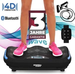 4D Wave Vibrationsplatte MV300