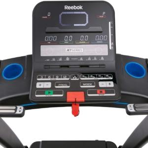 Reebok Laufband Jet 300 Series Multimediafunktionen